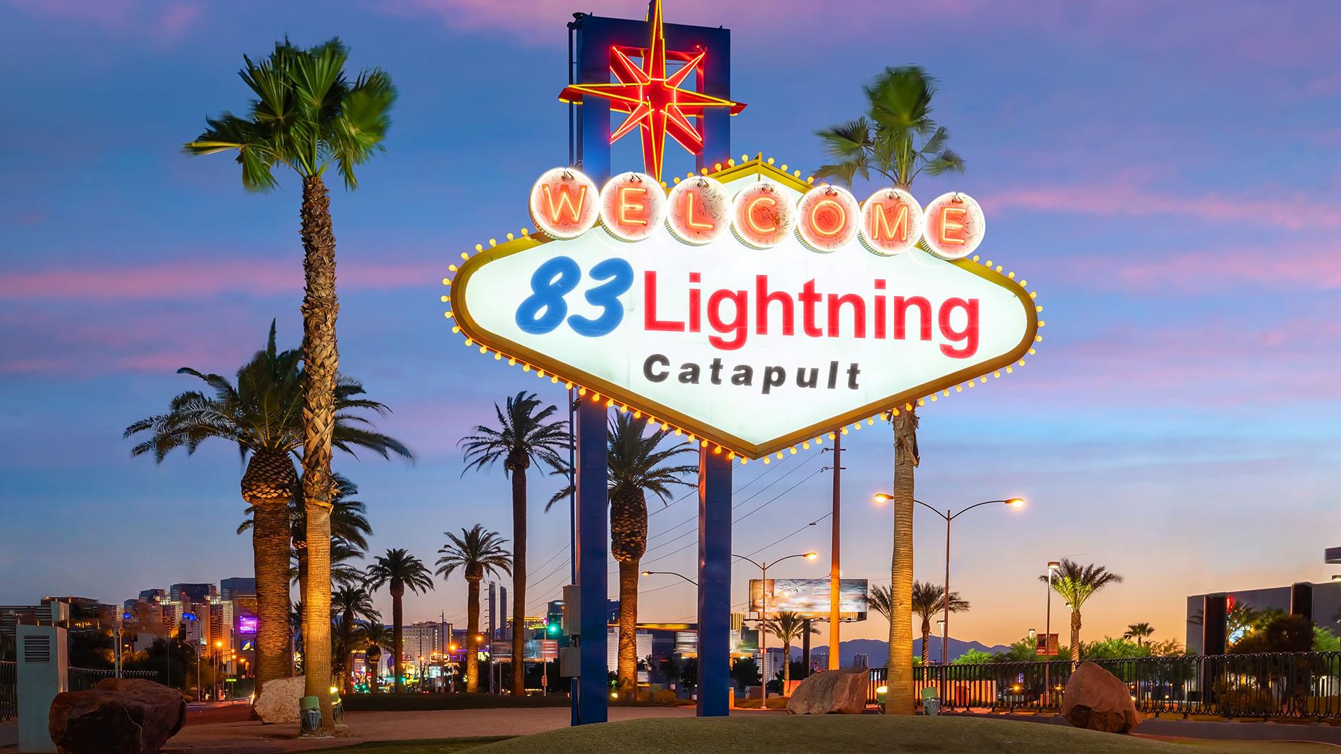 83Lightning Catapult